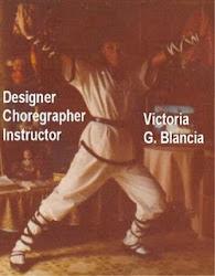 Instructor Victoria G. Blancia