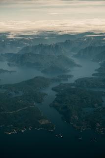 Haida Gwaii islands. Photo credits: Owen Perry