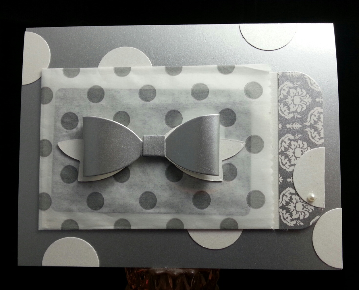 Gift Card Or Check For Wedding Gift : ... gift cards! Check out this Holiday card that contains a card in a gift