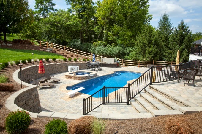 Incorporate Pools Or Water Features, Fire Pits, Outdoor Cooking Areas And  Entertaining Area, Built In Seating Or Planting Section.