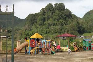 Kindergarten in Tả Phìn village, Sìn Hồ