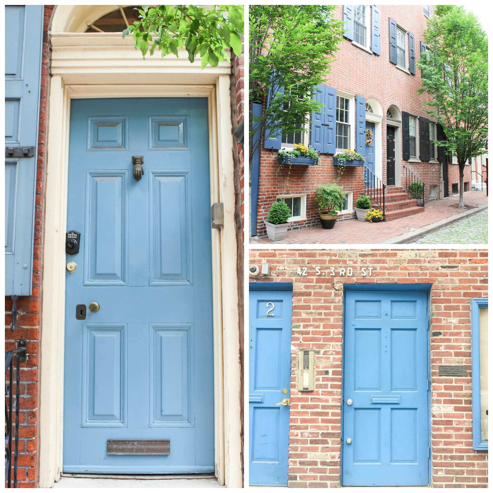 ... doors and exteriors from last weekend wandering around Philly. Whether you\u0027re giving your home a spring makeover or just imaging your someday house ...  sc 1 st  My Darling Passport & DOORS OF PHILLY | My Darling Passport