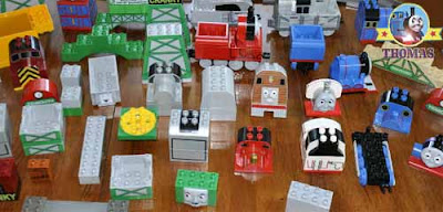 Find some great cheap Lego deals many Legoville Thomas Duplo parts to expand your track arrangement