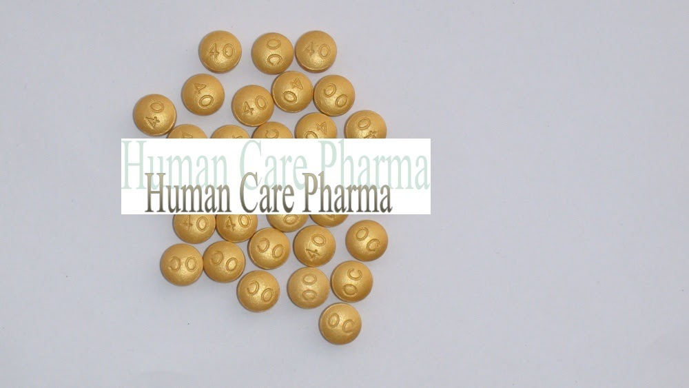 Human Care Pharma: Oxycontin 40 mg - 50 Pills