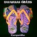 Brindes Grátis - Um Par de Havaianas