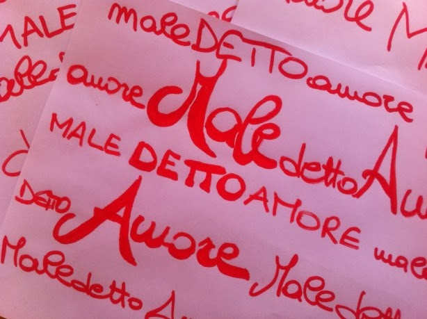 spettacoli teatrali a Milano: MALEDETTO Amore al Teatro Libero dal 12 al 18 febbraio