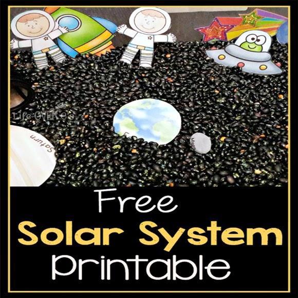 printable solar system clementine - photo #36