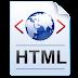 Belajar Script, Tag dasar HTML