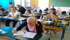 شهادة التعليم المتوسط 2015 : 041 . 542 مترشح يجرون الاختبارات ابتداء من يوم الأحد