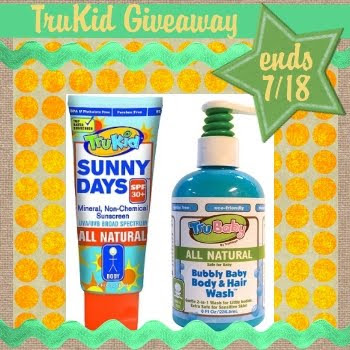 childrens sunblock, kids bubble bath, giveaway, prize pack
