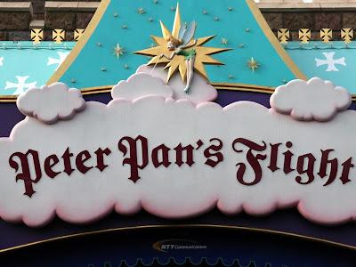 ピーターパン空の旅