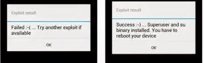 Root Perangkat Android menggunakan Aplikasi Framaroot