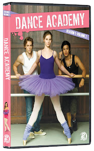 Win a complete set of TeenNick's Dance Academy DVDs:  Season 1, Volumes 1 & 2.  ($39.90 value)