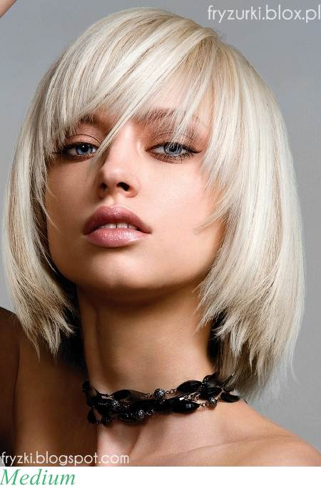 The Exciting Choppy Bob Hairstyles 2015 Pics