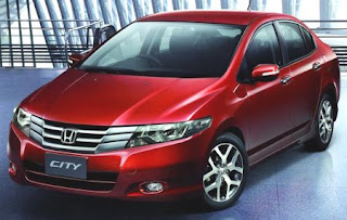 Honda Cars in India