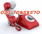 Telephone   021 70858570