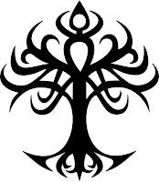 Tree of life tribal by odari on deviant art