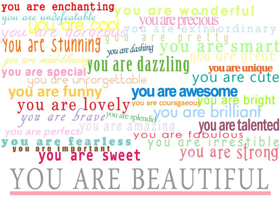 alisha youre beautiful