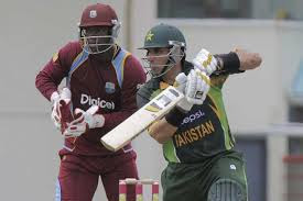 Misbah scored patient 75 runs