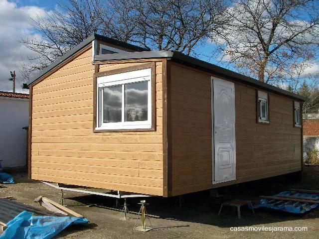 Arquitectura de casas casas econ micas y construcciones - Casas economicas de madera ...