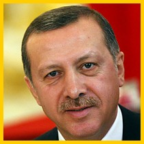 R. Tayyip Erdogan's Political Moustache