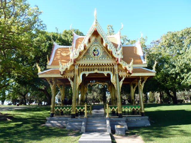 Templo Tailandes en Belem Lisboa
