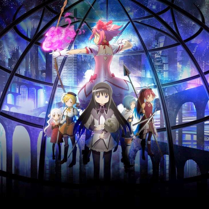 Mahou Shoujo Madoka Magica Movie 3: Hangyaku no Monogatari