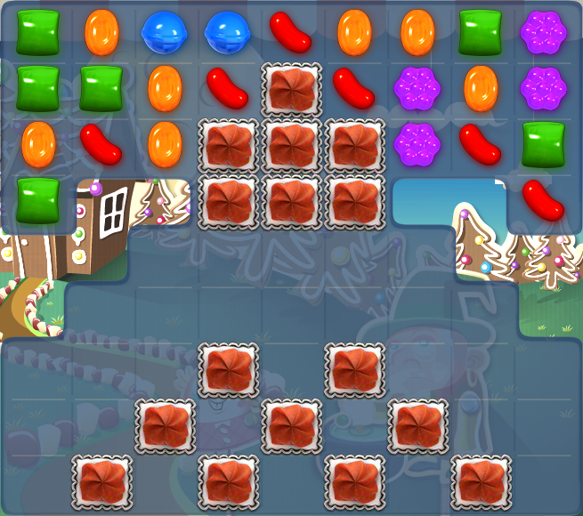 candy crush tips level 153 omschrijving van candy crush level