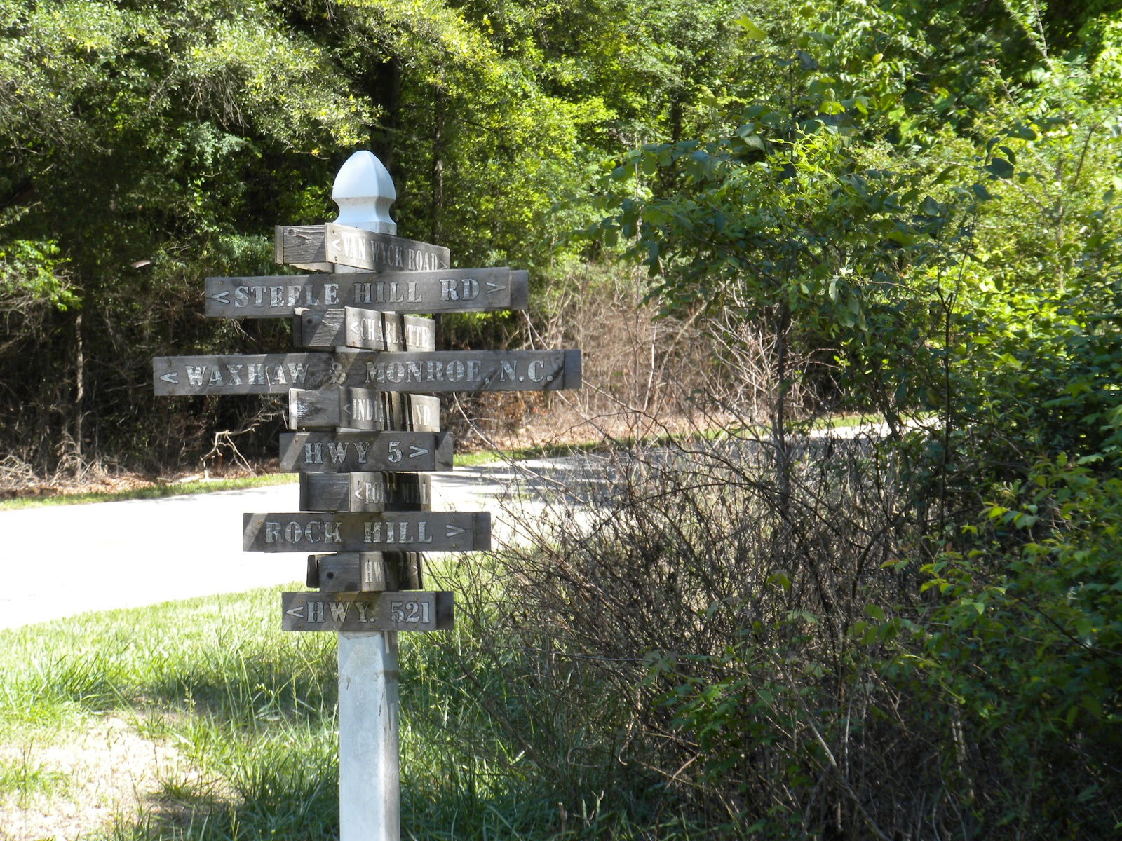 Directional Guide in South Carolina