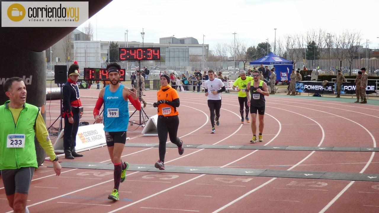30km carrera del ebro 2015 zaragoza