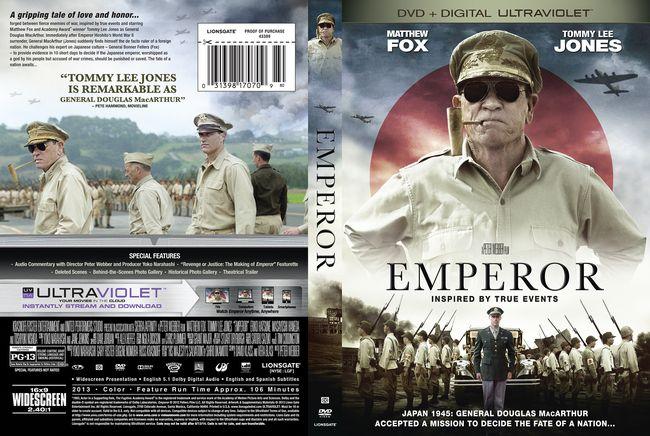 Emperador – Castellano – DVD9