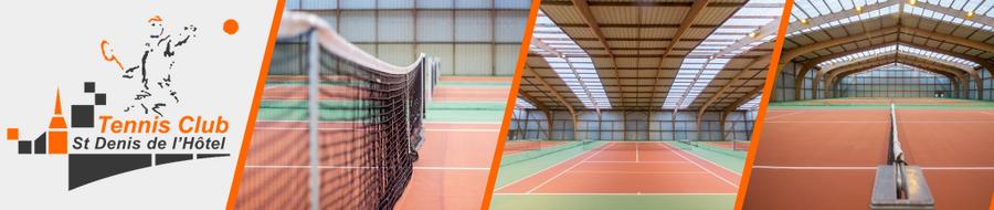 Tennis club de Saint Denis de l'Hôtel