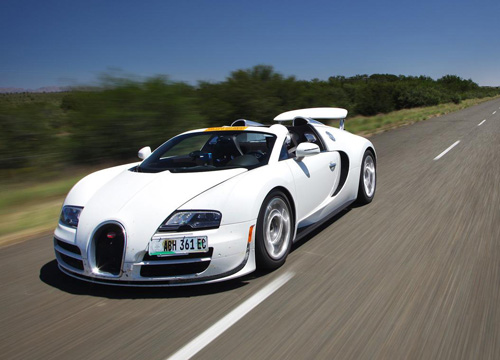 Bugatti veyron grand sport vitesse transformers - photo#14