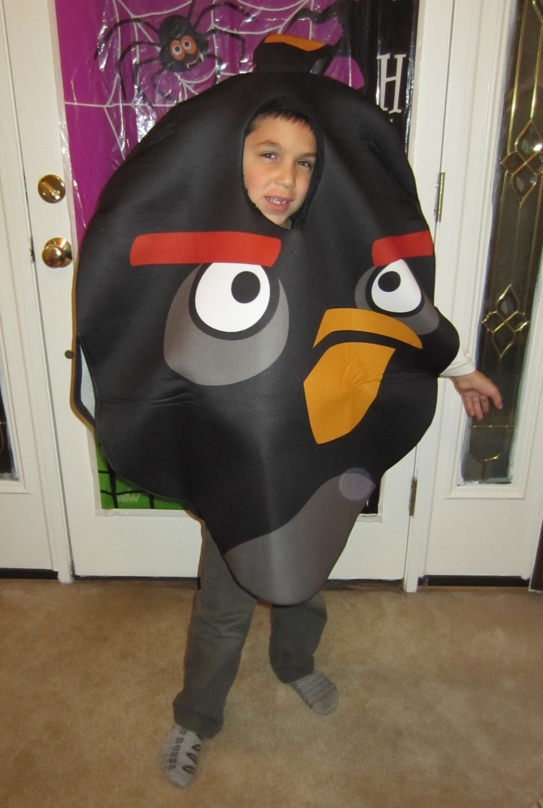Bomb Bird Costume Plus it is The Bomb Bird Which