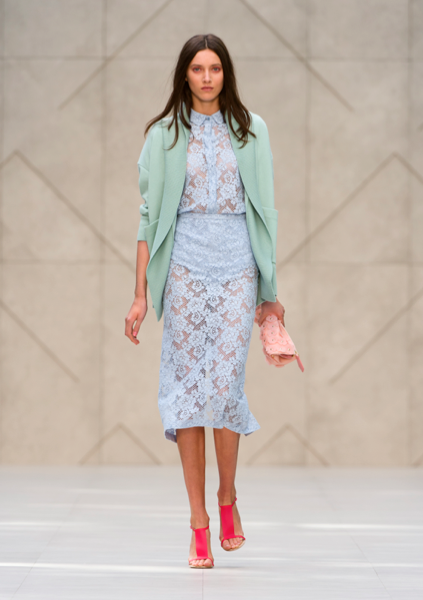 London Fashion Week Spring 2014