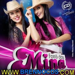 Forró das Mina   Promocional Dezembro 2012 | músicas
