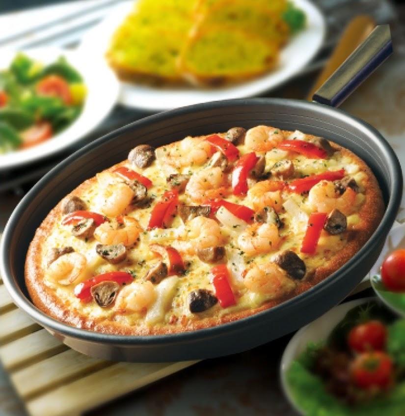 làm bánh Pizza đơn giản