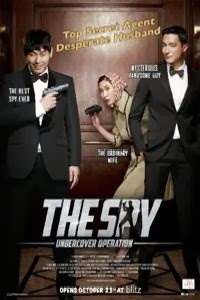 Sinopsis The Spy Undercover Operation (2013) film+the spy undercover operation