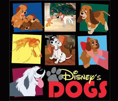 disney dogs cartoon