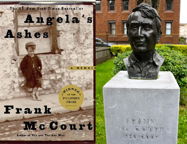 the reasons for angela leaving ireland in angelas ashes by frank mccourt Leaving from the respective ports belowrussia lt www  ireland phone: +353 1 6688292 fax: +351 21 799 63 63united kingdom 84  frank zappa monument.