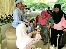 4 Wedding Photo  Anak Kak Zainon & Abang Ezanee