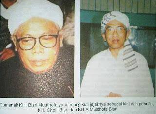 KH. Bisri Musthofa