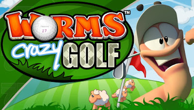 Download Worms Crazy Golf TiNYiSO
