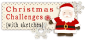 Christmas Challenges {with sketches}