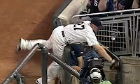Chris Parmalee spectacular catch