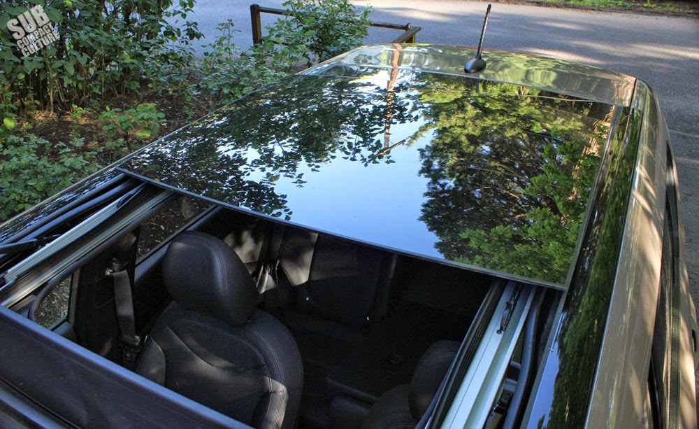 2014 Kia Soul Panoramic Sunroof