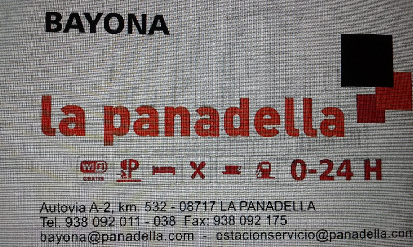Hotel Restaurant Bayona