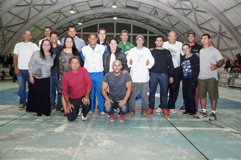 Técnicos de Delegações Esportivas de Ubatuba