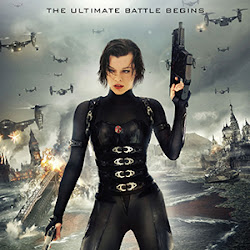 Poster Resident Evil: Retribution 2012
