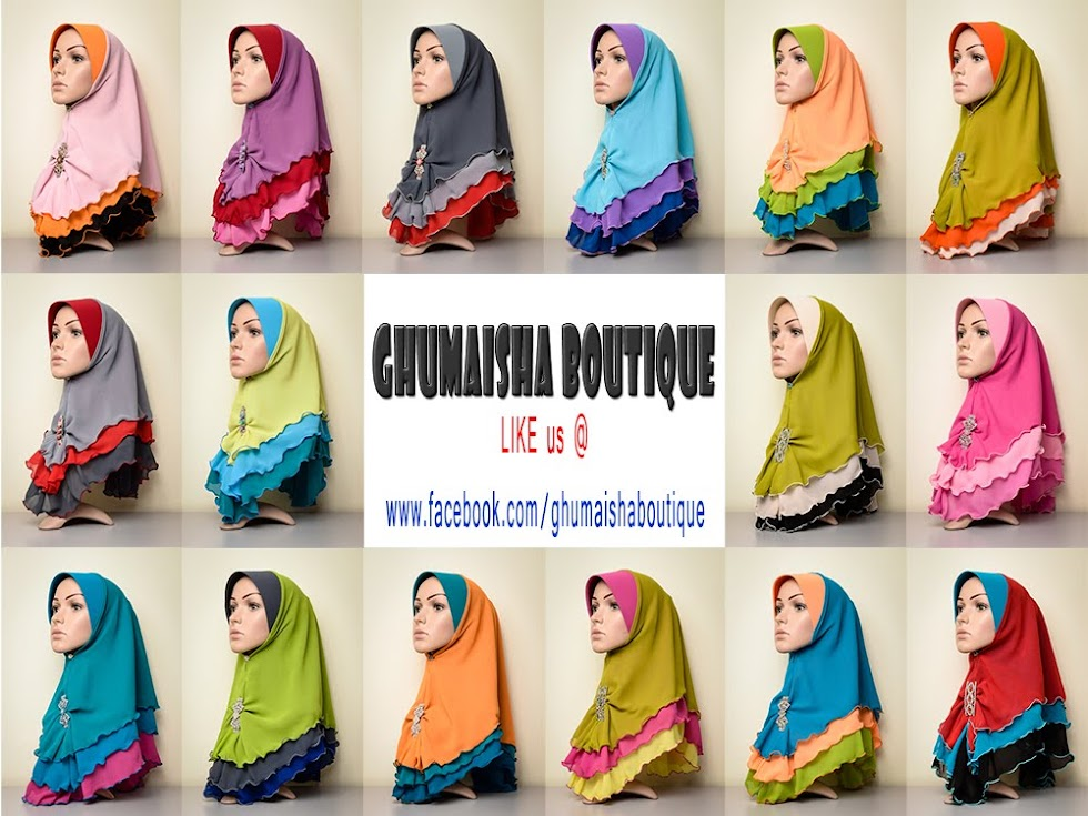 :: Ghumaisha Boutique ::